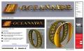 oceanaire brass signage |signage design