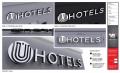u hotel acrylic signage |signage design