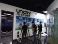 unicity wall mural