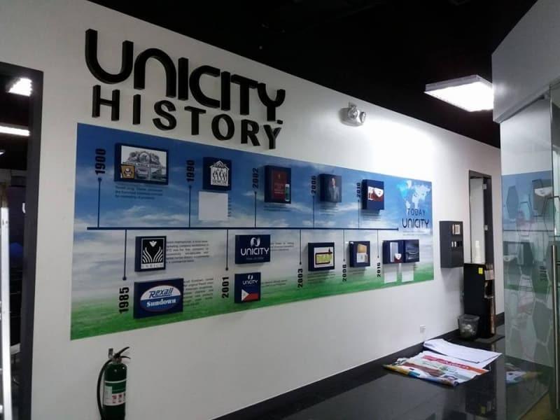 wall mural large format printing