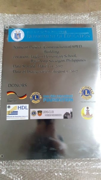 deped stainless engraving