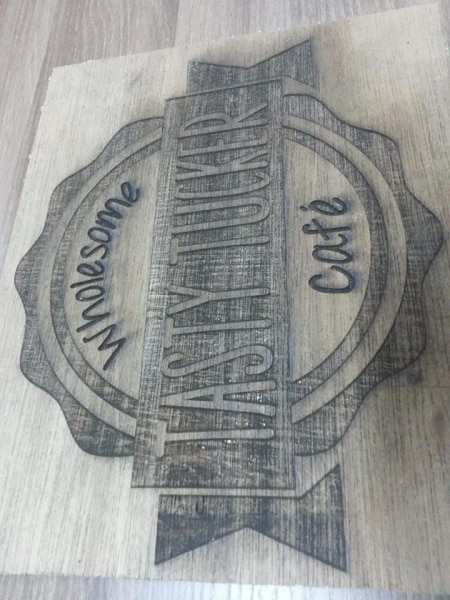 laser engraving wood | engraving