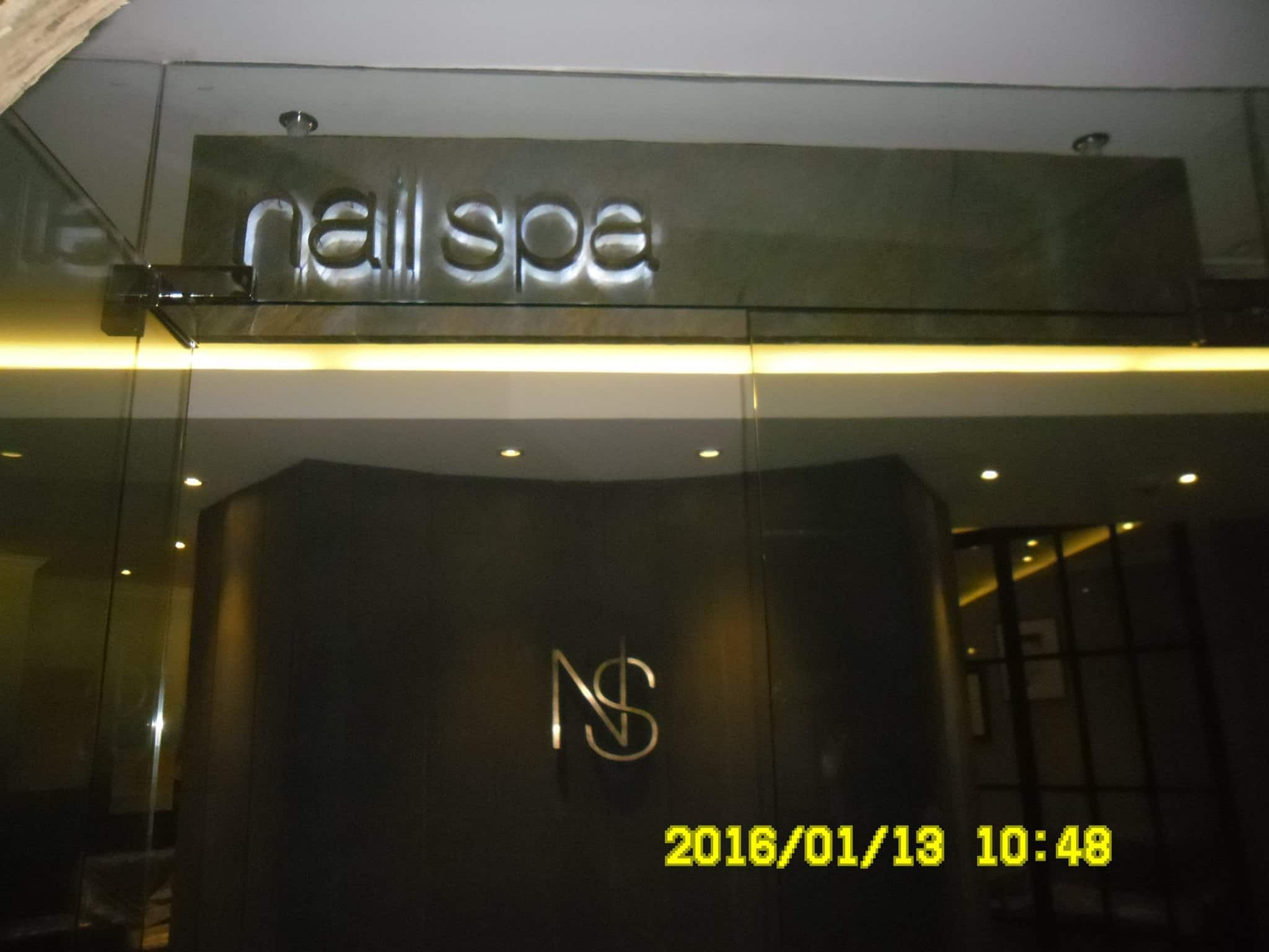 nail-spa-stainless-signage