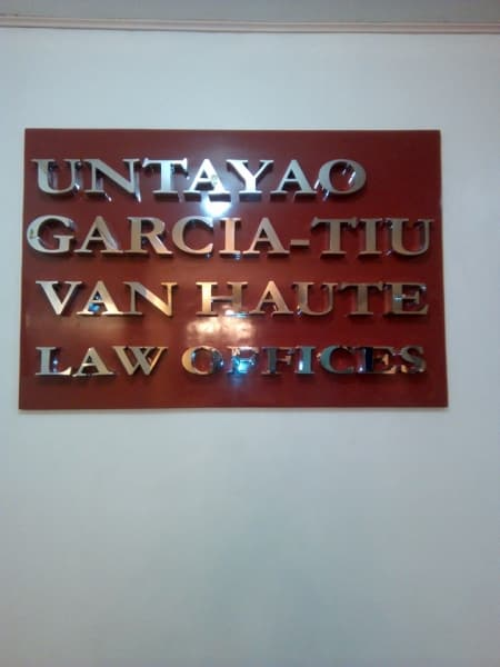 stainless signage law office 2