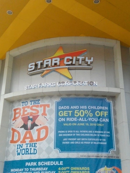 starcity stainless signage