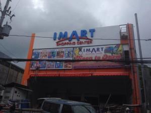imart building signage