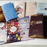Offset Printing (Printed Flyers, Brochures and Business Cards)