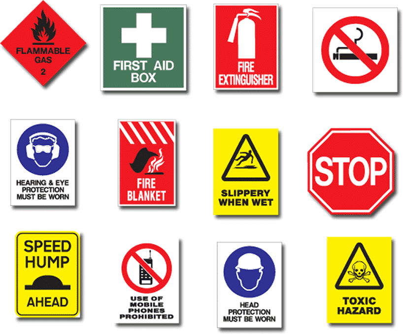 Why Safety Signs And Traffic Signs Important In Our Daily