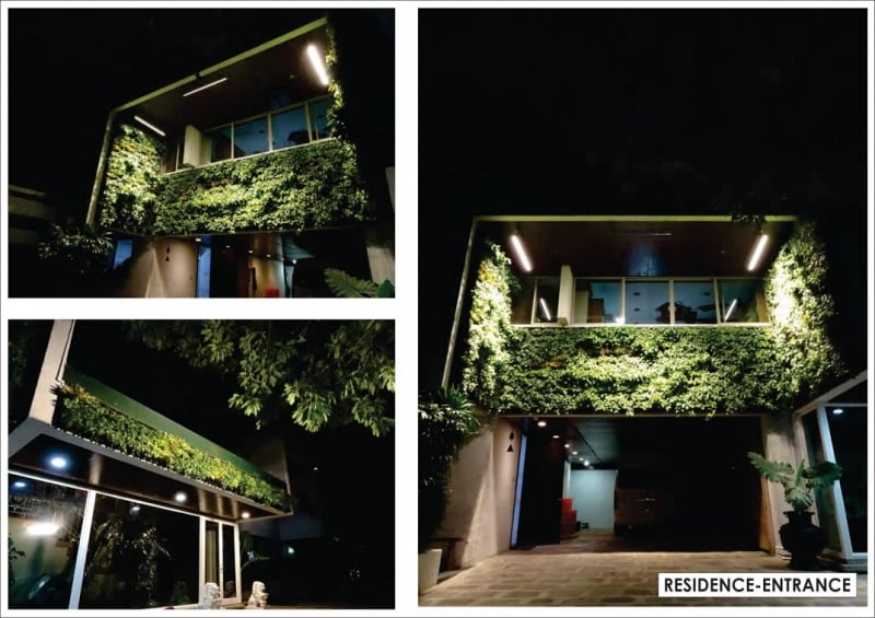 Green wall philippines mg global ads a professional sign maker residences 2 greenwall mozeypictures Images